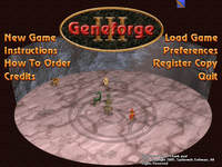 Video Game: Geneforge 3