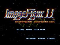 Video Game: Image Fight II