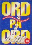 Board Game: Ord på ord