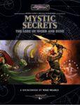 RPG Item: Mystic Secrets: The Lore of Word and Rune