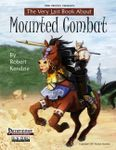 RPG Item: The Very Last Book About Mounted Combat
