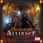 Board Game: Dungeon Alliance