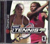 Video Game: Tennis 2K2