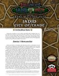RPG Item: Land of Fire Realm Guide #13: Jadid, City of Trade