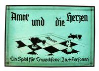 Board Game: Amor und die Herzen