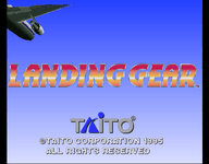 Video Game: Landing Gear