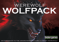 Board Game: Ultimate Werewolf: Wolfpack