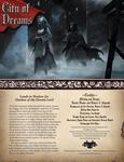 RPG Item: City of Dreams