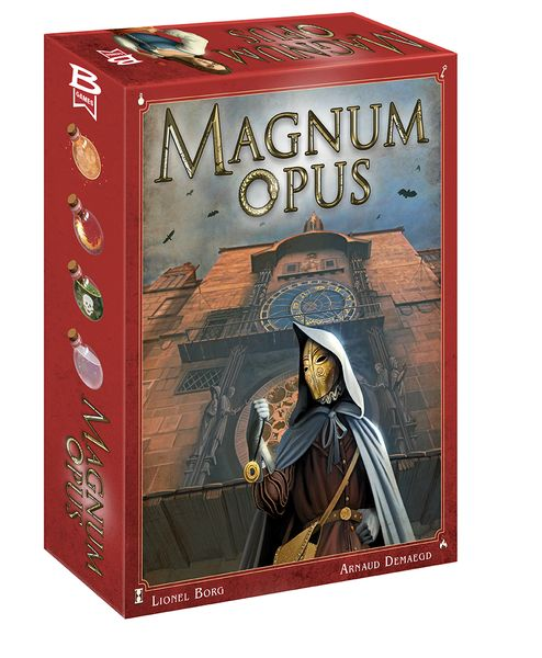 Authorized by Bragelonne Games.
