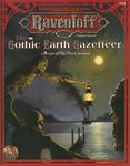 RPG Item: The Gothic Earth Gazetteer