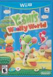Video Game: Yoshi's Woolly World