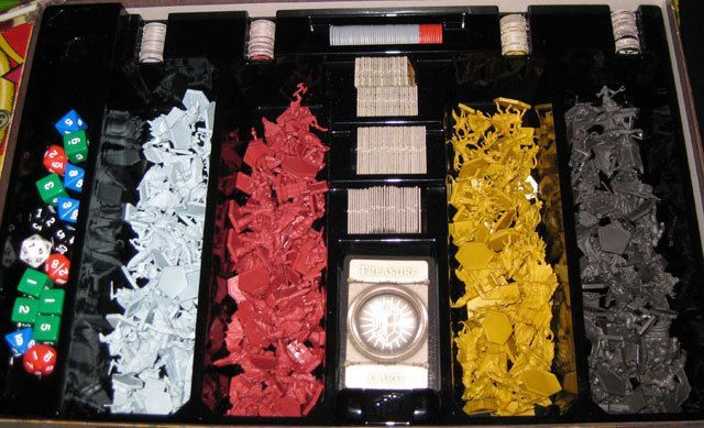 Board Game: Dungeons & Dragons: Conquest of Nerath Board Game