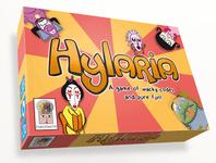 Board Game: Hylaria