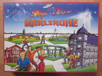 Board Game: Stop-Over Karlsruhe