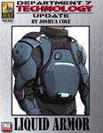 RPG Item: Liquid Armor