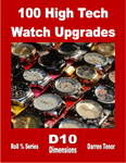 RPG Item: 100 High Tech Watch Upgrades