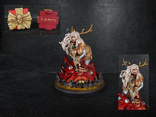 Board Game: Kingdom Death: Monster – Xmaxe Promo