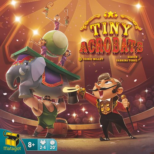 Board Game: Tiny Acrobats