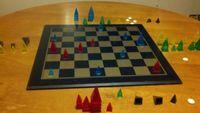 Board Game: Nile