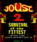 Video Game: Joust 2: Survival of the Fittest