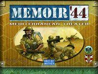 Board Game: Memoir '44: Mediterranean Theater