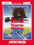 Video Game: Red Storm Rising