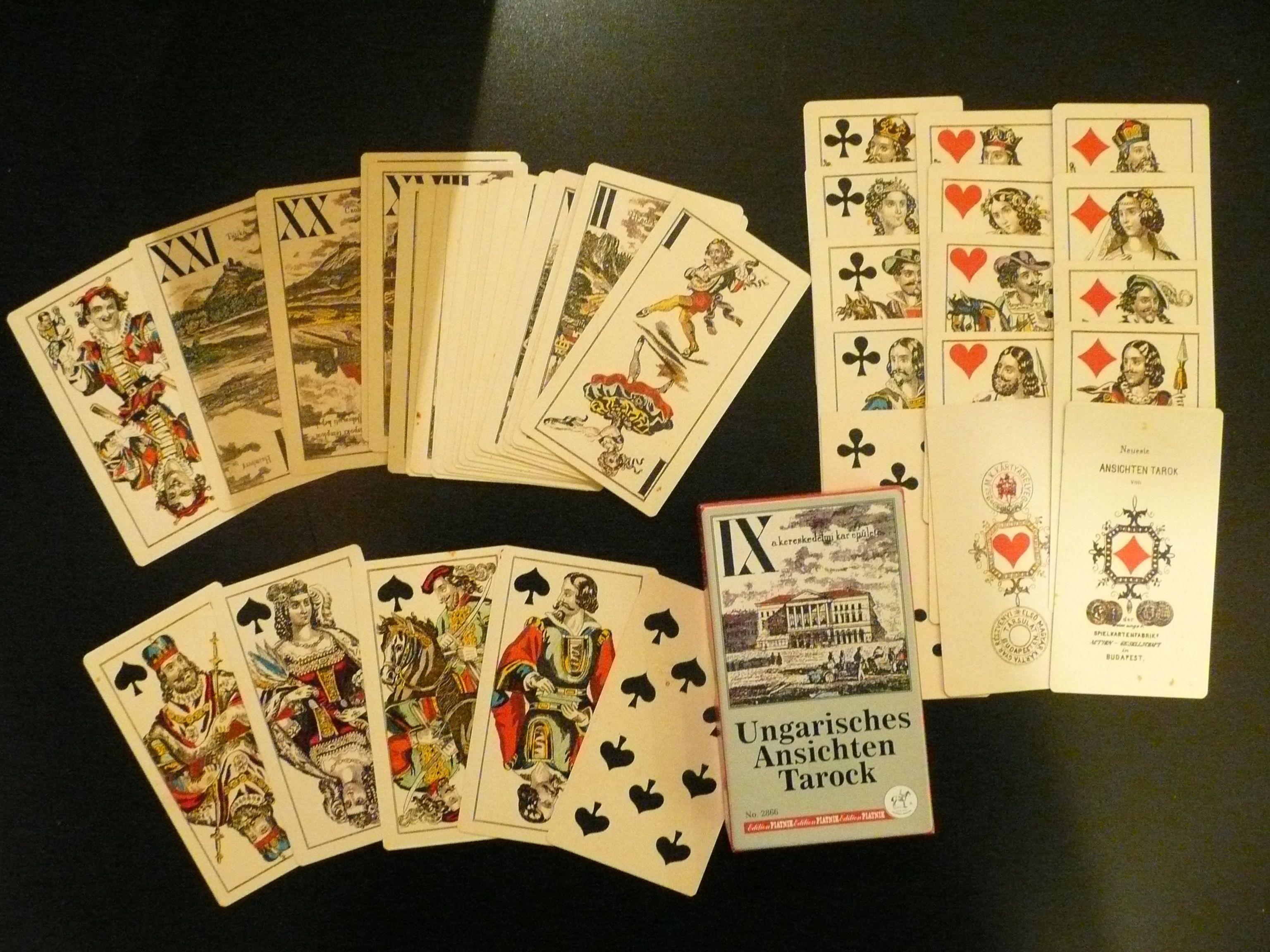 Board Game: Hungarian Tarokk
