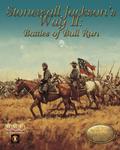 Board Game: Stonewall Jackson's Way II: Battles of Bull Run