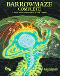 RPG Item: Barrowmaze Complete
