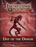 RPG Item: Pathfinder Society Scenario 5-14: Day of the Demon