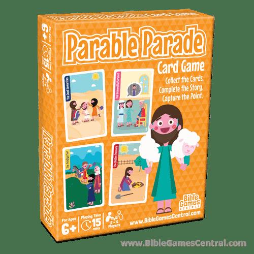Board Game: Parable Parade