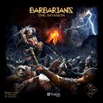 Board Game: Barbarians: The Invasion