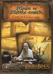 RPG Item: Maps of Middle-earth: Cities and Strongholds