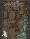 RPG Item: DramaScape Fantasy Volume 041: Elemental Cave