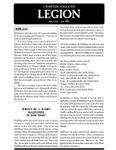 Issue: Legion (Issue 7 - Jun 2007)