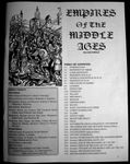 Board Game: Empires of the Middle Ages