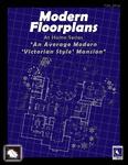 RPG Item: Modern Floorplans Volume 4: At Home