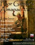 Issue: Poor Gamer's Almanac (Vol II, Issue 4 - May 2005)