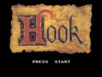 Video Game: Hook (1992)