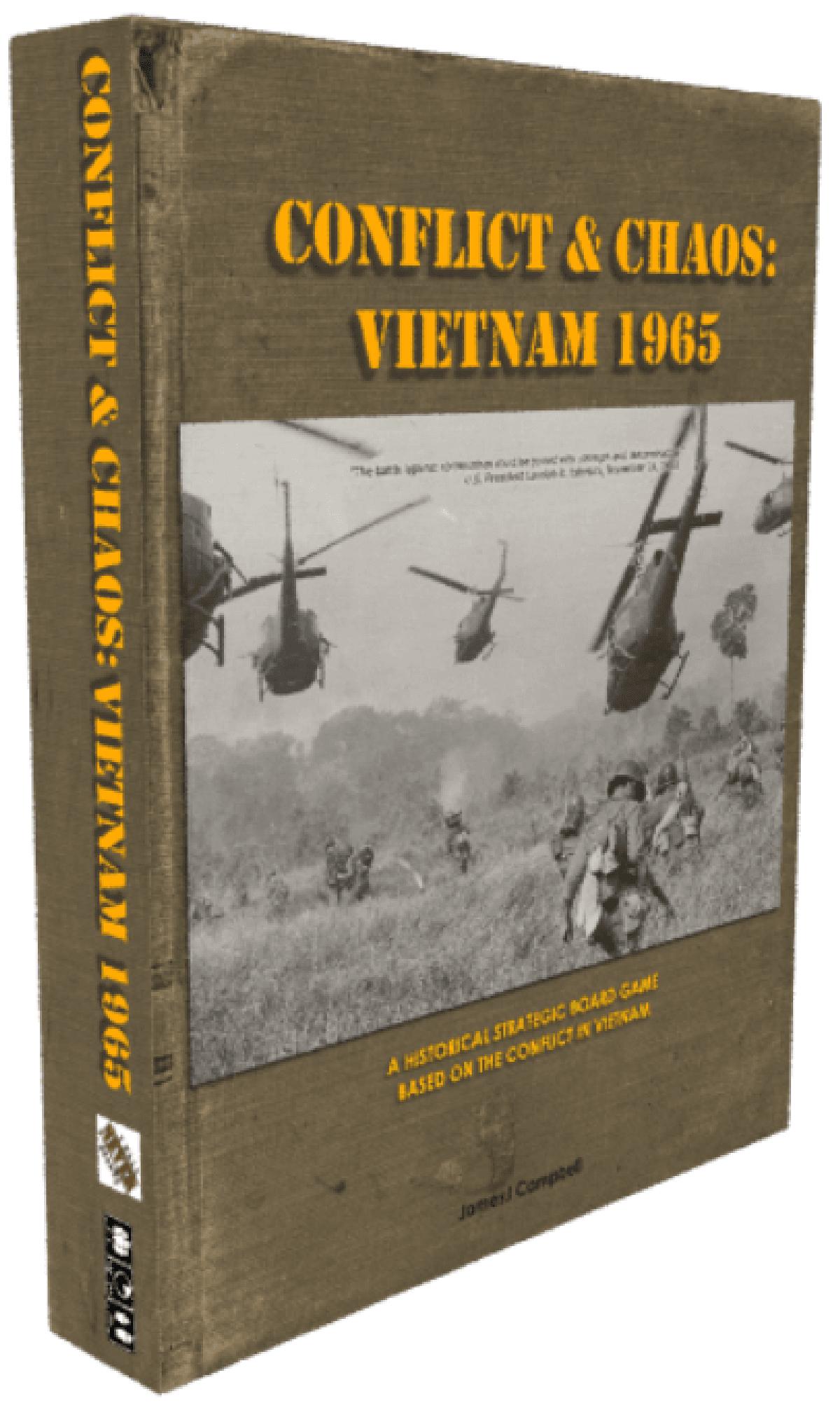 Conflict & Chaos: Vietnam 1965