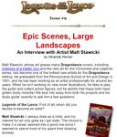 Issue: Legends of the Lance (Issue 9)