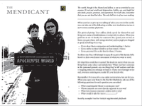 RPG Item: A Touchstone Supplement for Apocalypse World: The Mendicant
