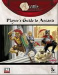 RPG Item: Player's Guide to Arcanis