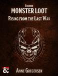 RPG Item: Monster Loot - Eberron: Rising from the Last War