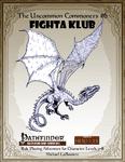RPG Item: The Uncommon Commoners #6: Fighta Klub