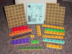 The periodic table tiles board game boardgamegeek 00 urtaz Images