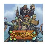 Board Game: Scurvy Dogs: Pirates and Privateers