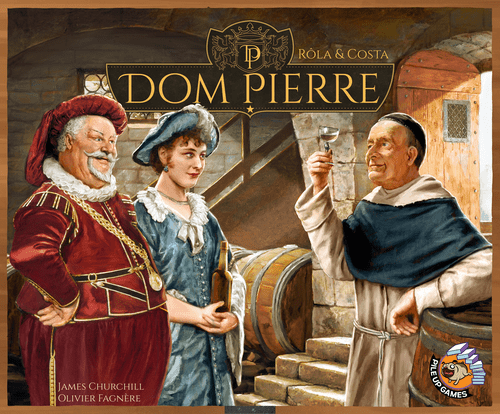 Board Game: Dom Pierre