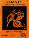 RPG Item: Odysseus: Role Play for the Homeric Age