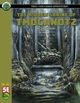 RPG Item: The Hidden Shrine of Tmocanotz (5E)